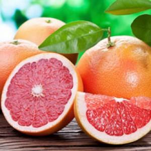 Кожуру грейпфрута используют для получения эфирного масла для волос