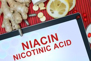 Никотиновая кислота (niacin)