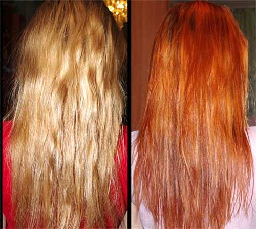 Хна оттеночная для волос