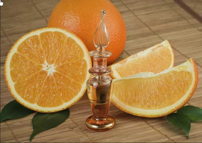 Польза апельсинового масла для волос