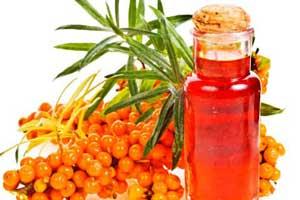 Добавляем облепиховое масло в витаминную маску