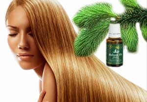 Использование пихтового масла для волос