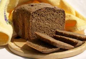 Ржаной хлеб с пихтовым маслом - маска для волос