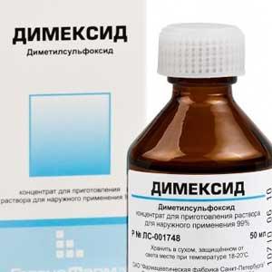 Добавляем димексид в маски для волос
