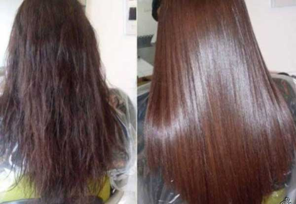 Восстанавливаем волосы молекулярным способом
