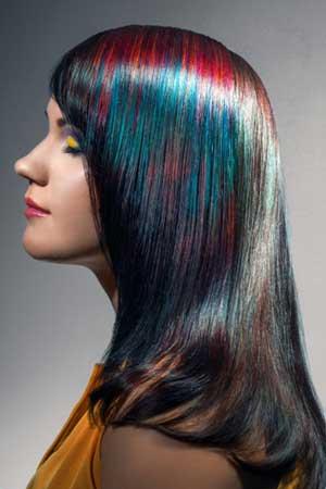 Способы смывки краски с волос