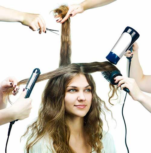 Разбор средств для укладки волос
