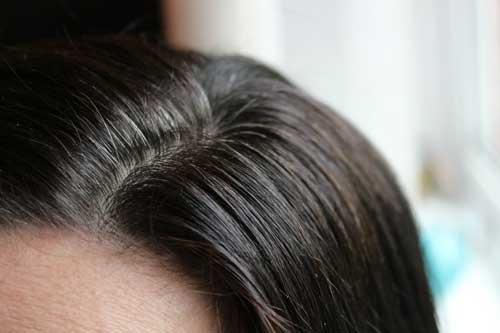Седые волосы photoshop