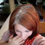 Натуральные продукты в борьбе с седыми волосами