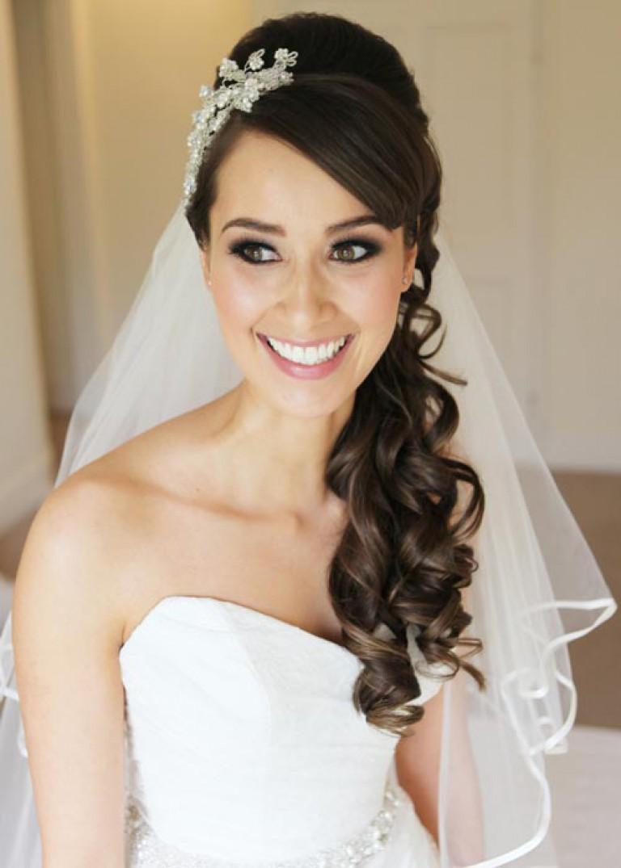 Cabelos de noivas 2012 fotos 91