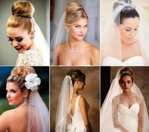 Внешний облик невесты
