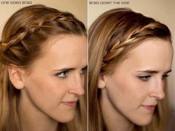 Убрать волосы при помощи кочиски