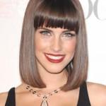 Каре на длинные волосы: выбираем подходящий вариант
