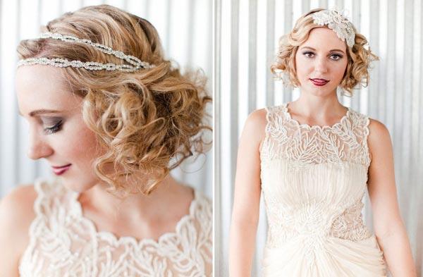 Украшение для волос невесте