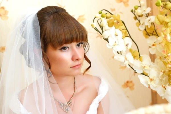 Правила выбора свадебной укладки