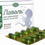 Подробно о витаминах для волос и ногтей