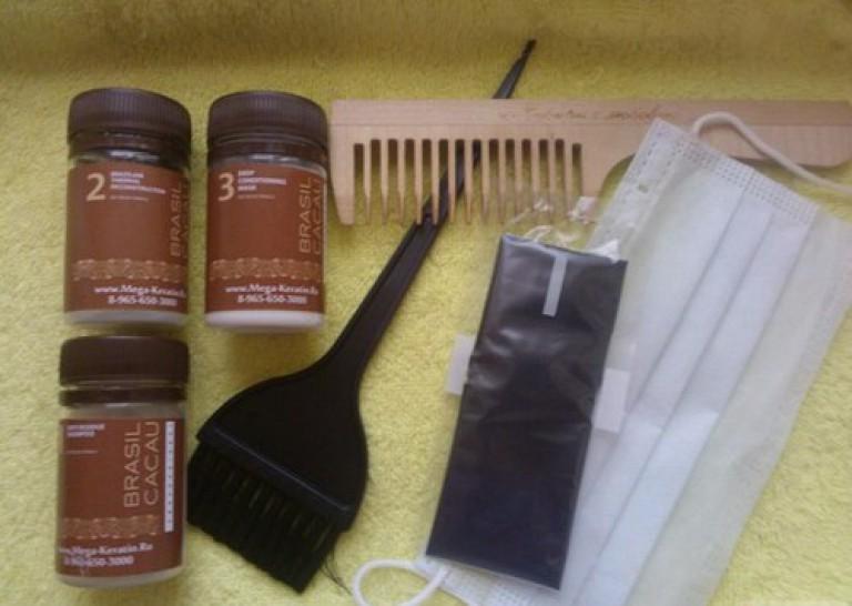 Чем в домашних условиях снять кератин с волос в домашних условиях
