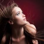 Как быстро уложить длинные волосы?