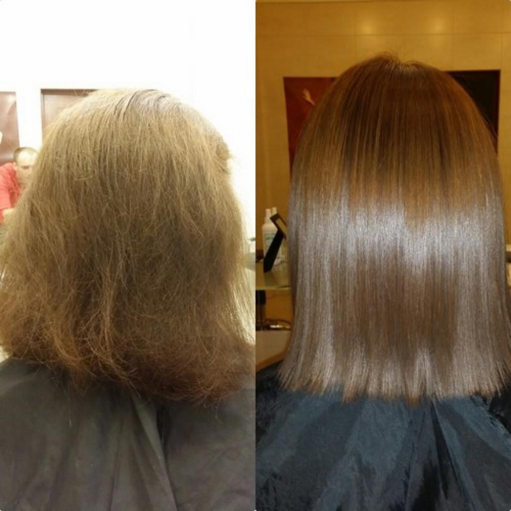 Как в домашних условиях сделать состав для ламинирования волос