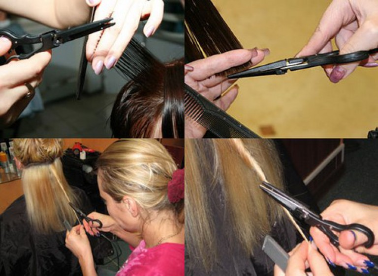 Сколько стоят горячие ножницы для стрижки волос
