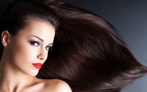 Натуральная краска на волосах