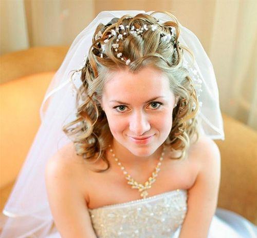 Локоны невесты