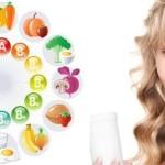 12 полезных минералов и витаминов для роста волос или как отрастить шикарную шевелюру