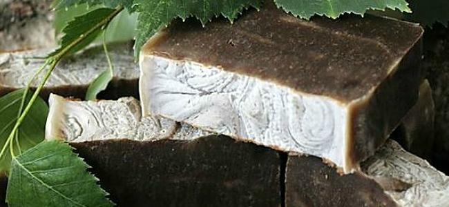 Применение дегтярного мыла от перхоти
